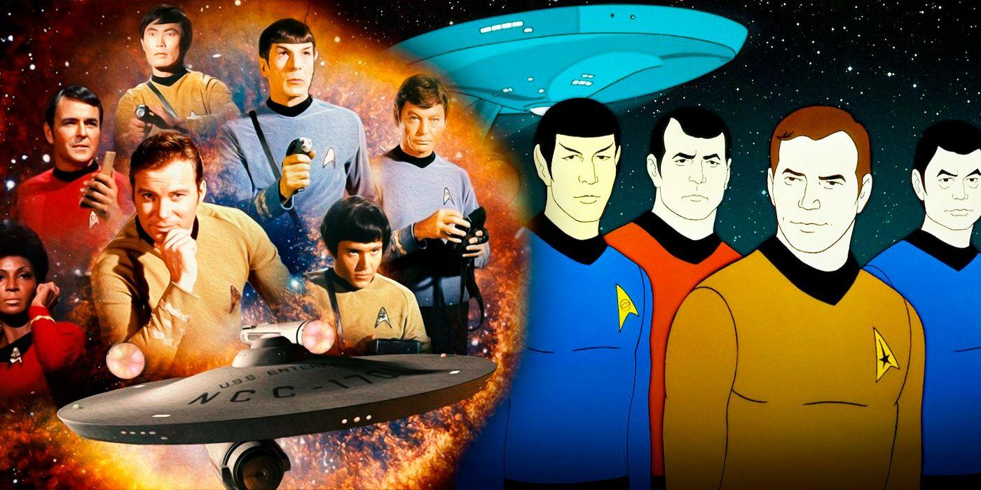 Which Star Trek Shows Are on Paramount Plus   CBR