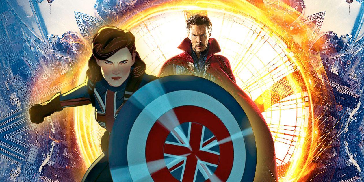 RUMOR: Marvel's Superhero Peggy Carter Joins Doctor Strange 2
