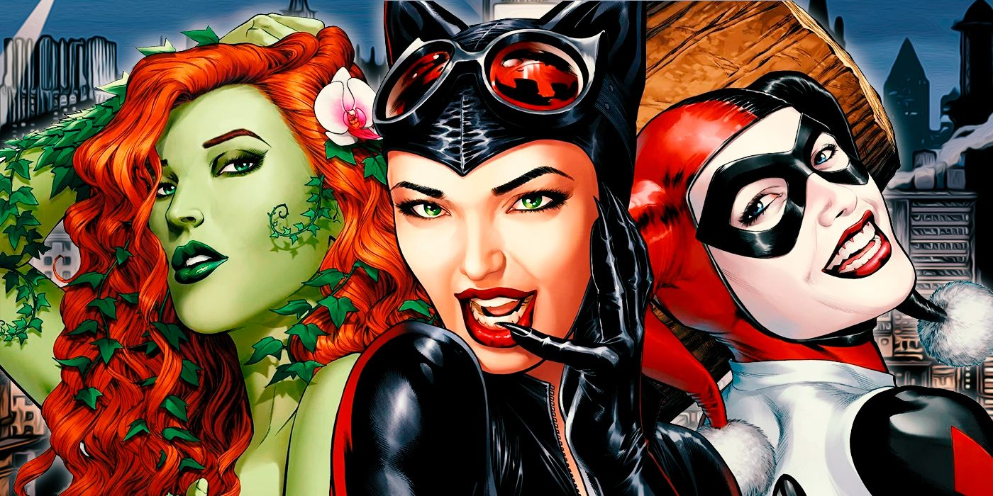 Gotham City Sirens: The History of DC's Doomed Suicide Squad Spinoff