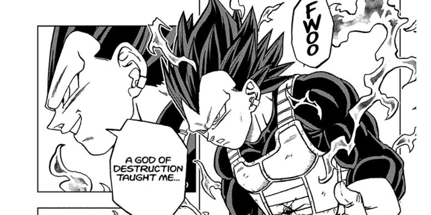 Dragon Ball Super: tudo o que sabemos sobre o Ultra Ego de Vegeta 1