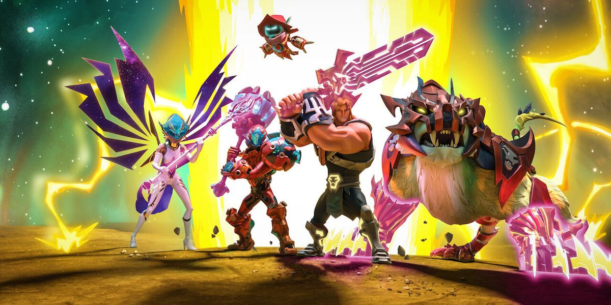 O tema da reinicialização do He-Man é terrível - e você nunca vai tirar isso da cabeça 1