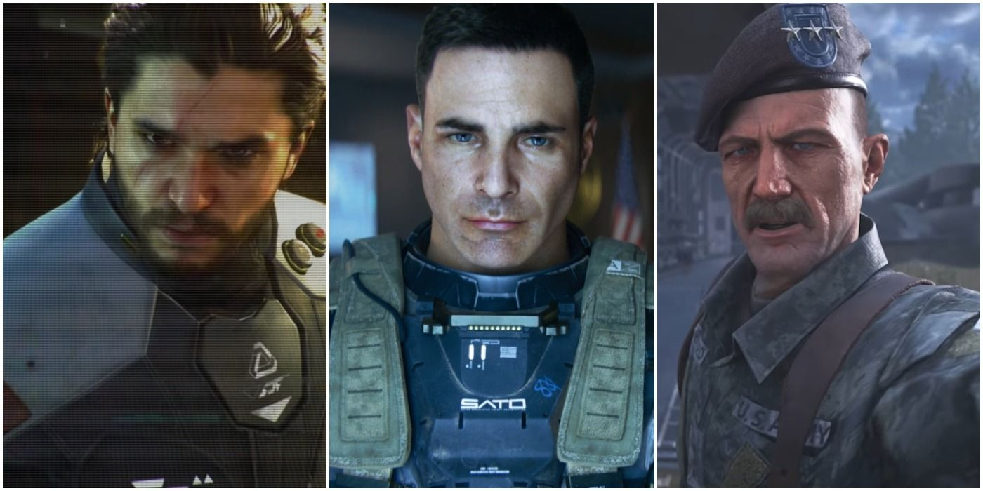 Call Of Duty: 5 Most Memorable Characters (& 5 We'd Rather Forget)