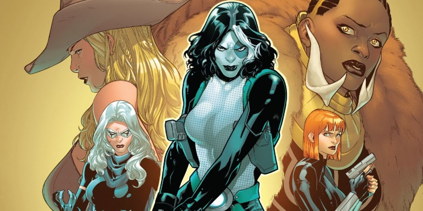 X-Force: Who's Who on Domino's Lethal Hotshot Team?   CBR