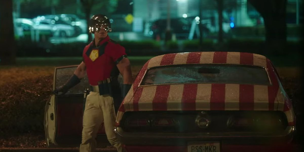 Peacemaker: HBO Max's Suicide Squad Spinoff Debuts First Footage