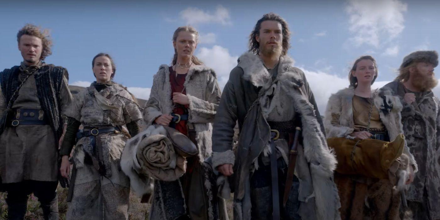 Netflix's Vikings: Valhalla Introduces Its Nordic Cast | CBR