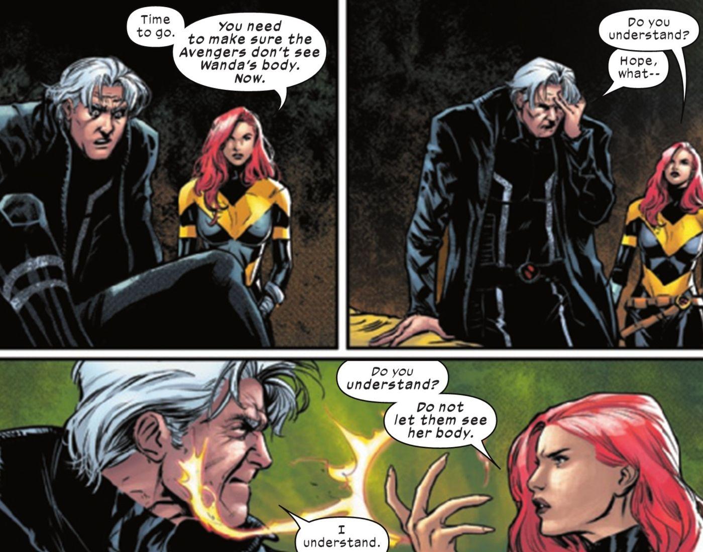 X-Men: a Marvel traz outro mutante de nível ômega para um teste-chave do papel do Magneto 2