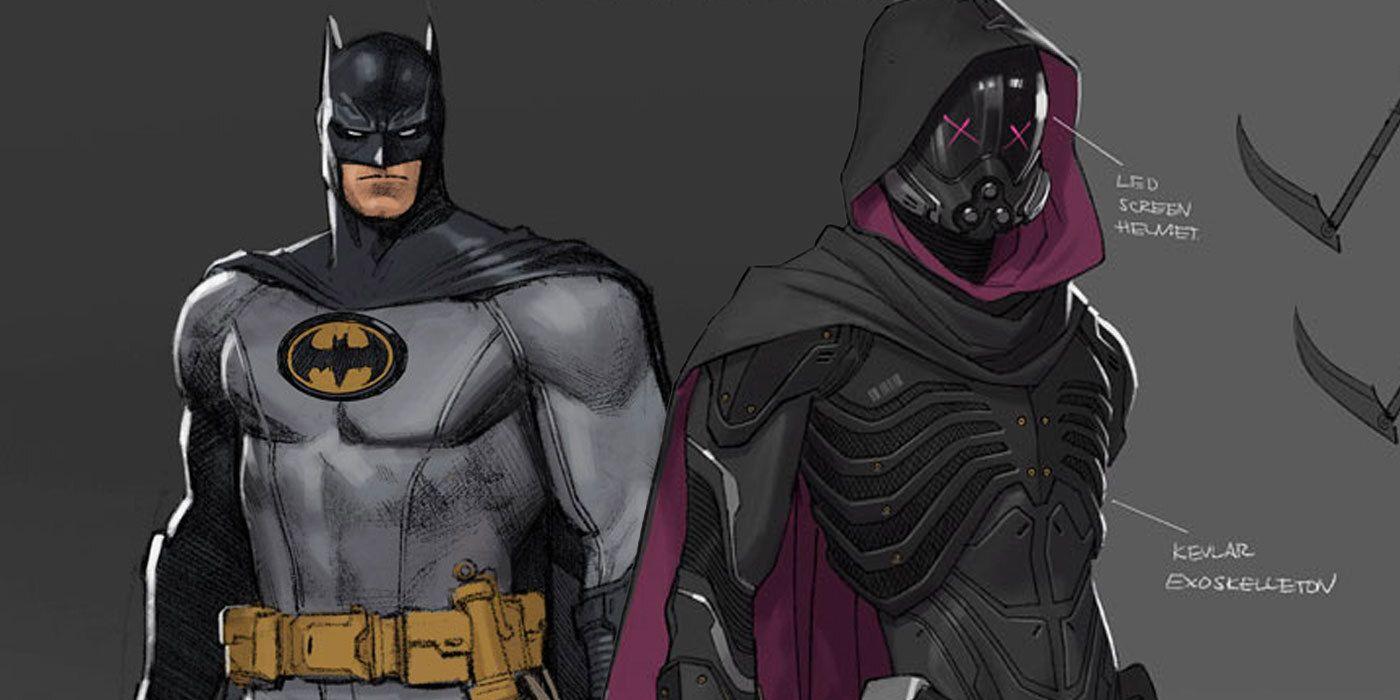 Batman Inc. Returns in December, With a Creepy New Bat-Foe