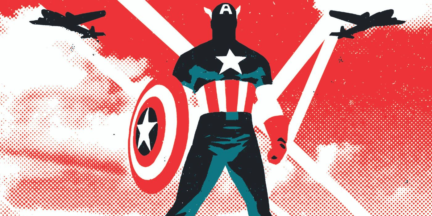 EXCLUSIVE: Young Steve Rogers Fights the Undead in Captain America: The  Ghost Army