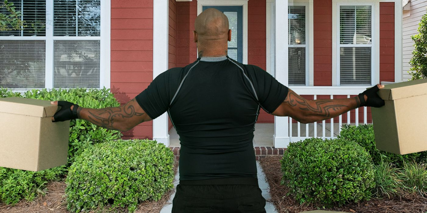 You Can Hire a Dwayne 'The Rock' Johnson Doppelgänger to Help You Move