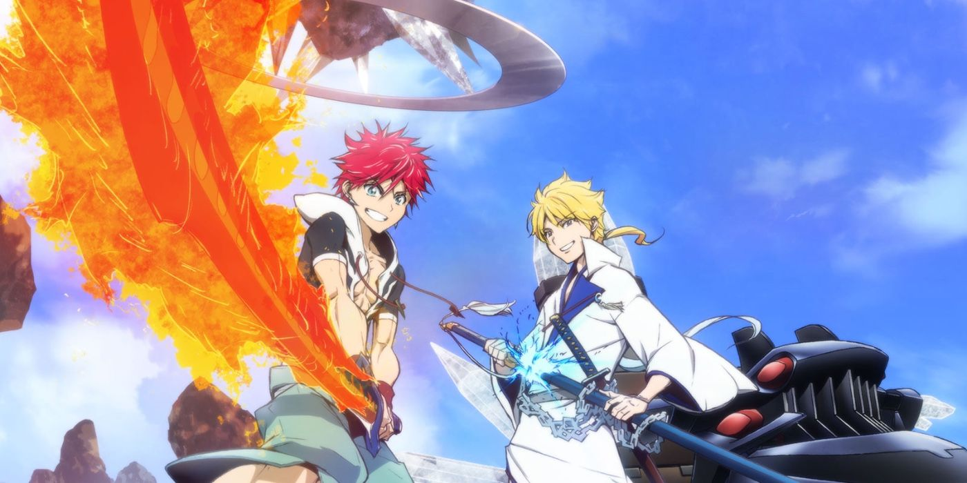 Shonen Anime Orient Introduces Its Heroes in New Trailer | CBR