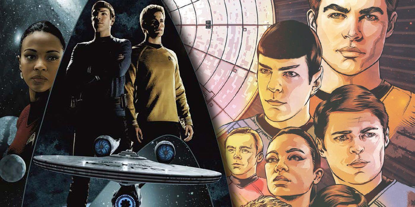 "Star Trek: Commendations for Original Thinking in IDW's Five-Year ""Trek"""