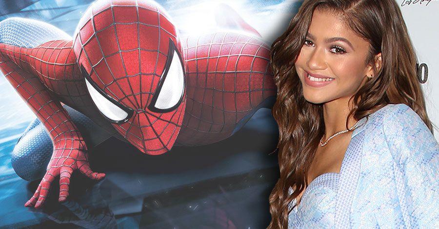 "REPORT: Zendaya's ""Spider-Man: Homecoming"" Character Revealed"