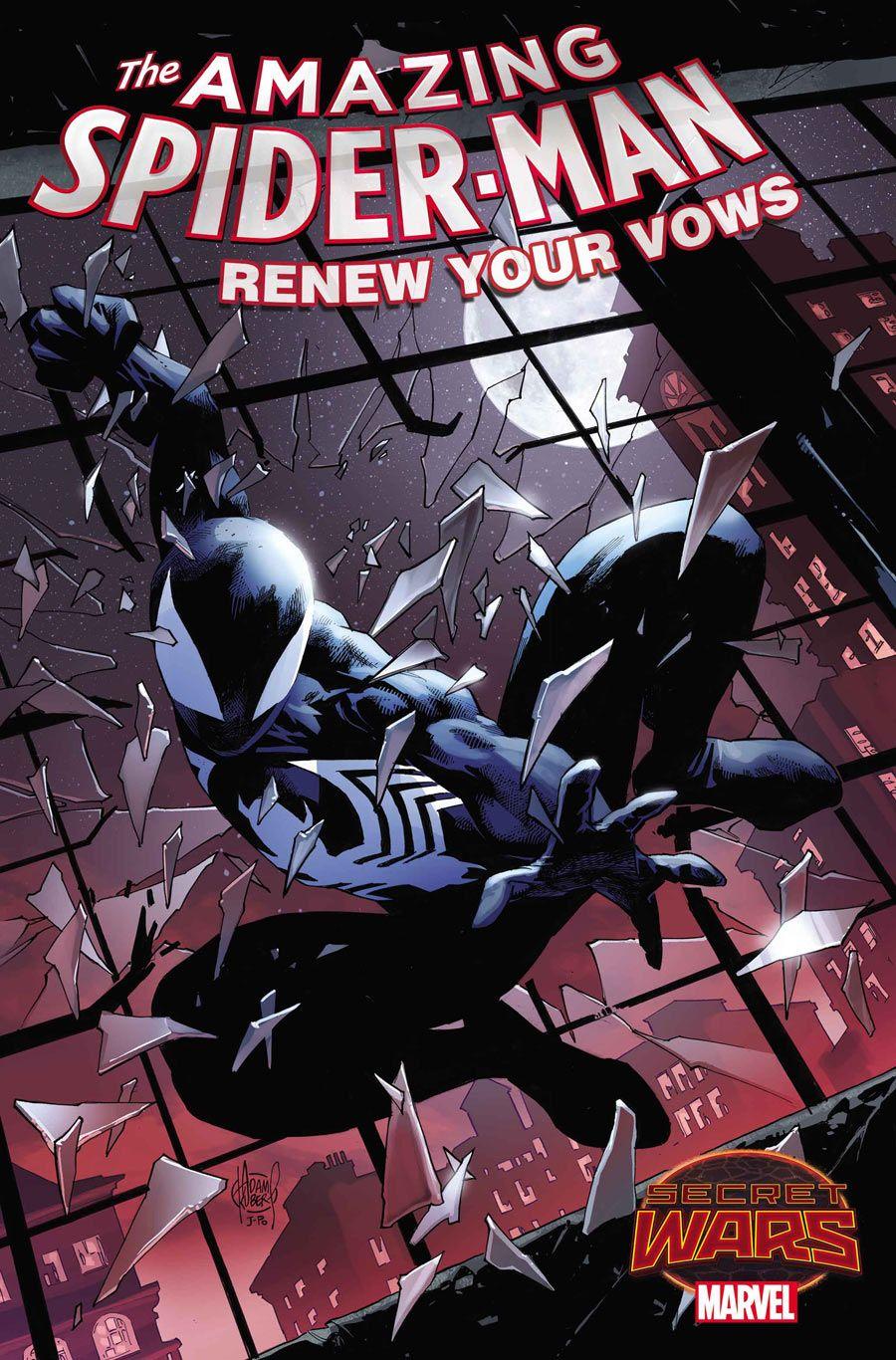 Adam Kubert Spider-Man: Renew Your Vows Very Good Dan Slott