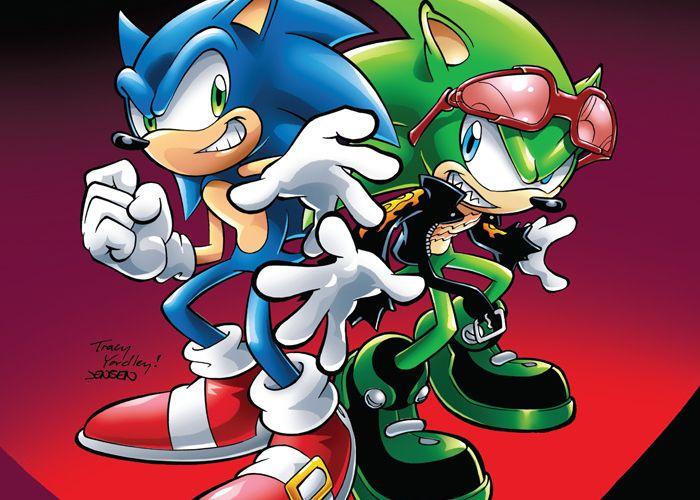 Sonic Saga Series Tpb Vol 7 Cbr