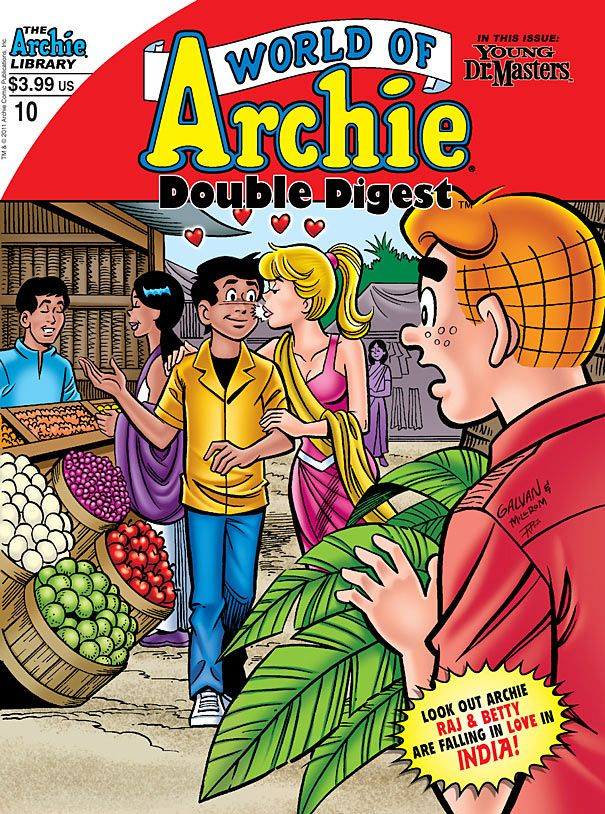 Archie Double Digest Pdf