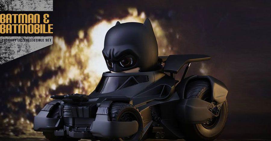 MMM Merchandising Batman Mens Batmobile Sweater