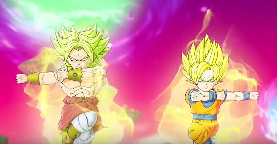 First look at 'Dragon Ball Fusions' Nintendo 3DS game