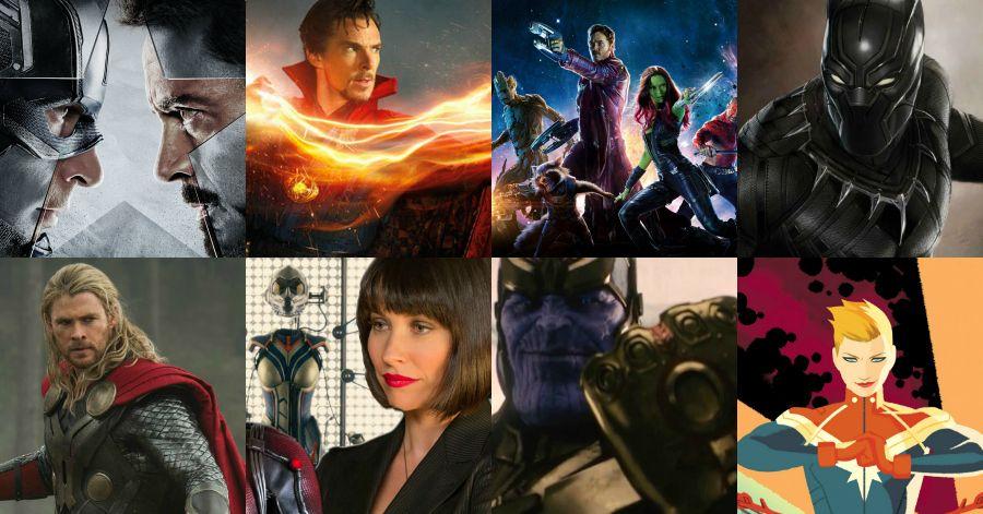 Marvel movies release date schedule calendar
