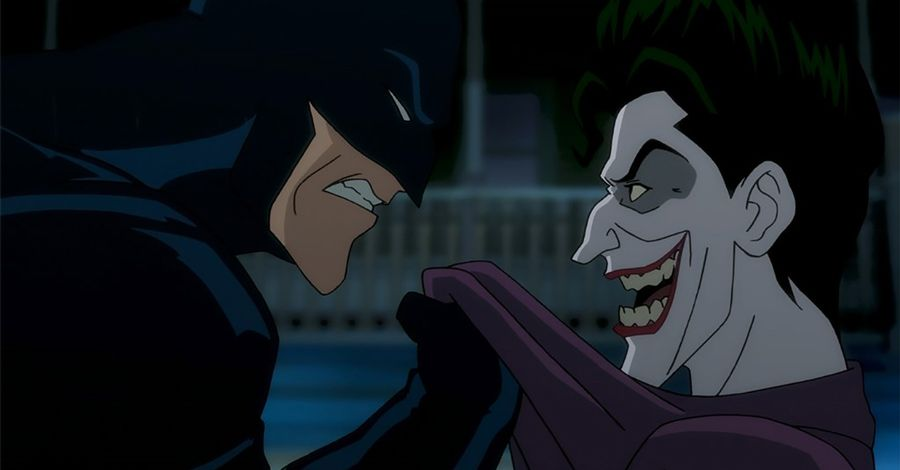 """WATCH: Kevin Conroy Gives a Taste of Batman's Laugh in """"The Killing Joke"""""""