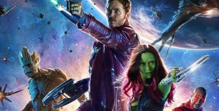 """""""Guardians of the Galaxy"""" Cast, Director Go Behind-the-Scenes"""