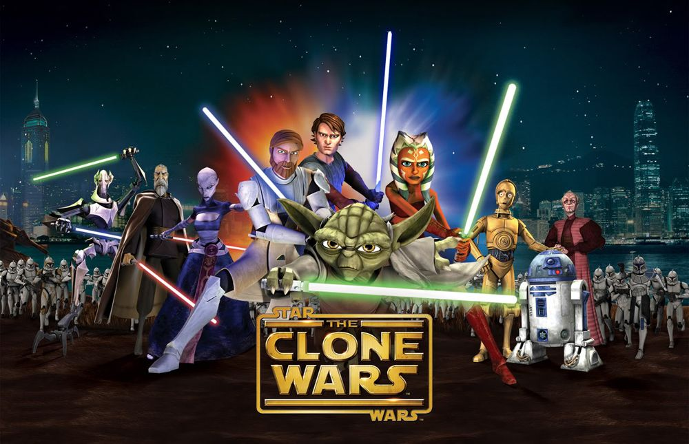 Star Wars; How The Clone Wars Helped to Redeem the Prequels | CBR