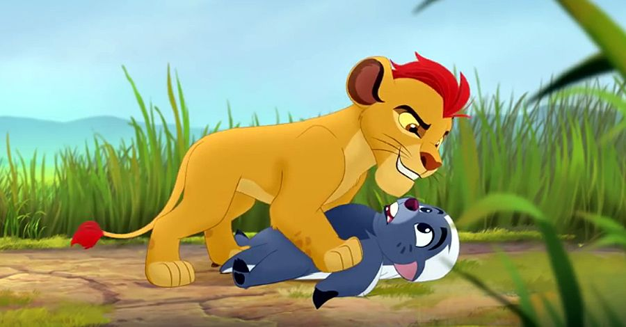 Disney S The Lion Guard Roars In With Extended Clip Cbr